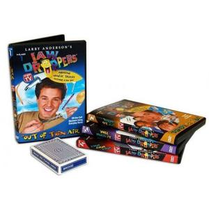 Anymagic 80Tricks(Jaw Droppers 4DVD)